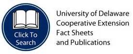 University of Delaware Fact Sheets & Publications